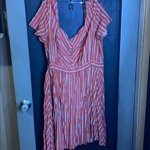 COPY - Striped dress
